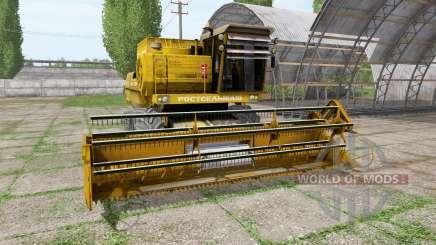 Дон 1500А v2.4 для Farming Simulator 2017