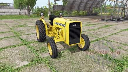 Massey Ferguson 20D для Farming Simulator 2017