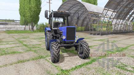 МТЗ 80.1 Беларус v2.0 для Farming Simulator 2017