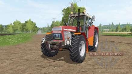 Zetor 12145 для Farming Simulator 2017