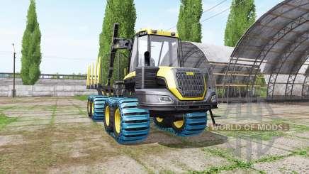PONSSE Buffalo v1.2 для Farming Simulator 2017