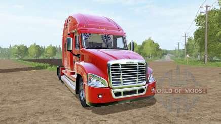 Freightliner Cascadia для Farming Simulator 2017