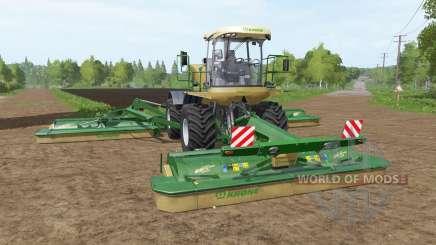 Krone BiG M 500 v1.1 для Farming Simulator 2017