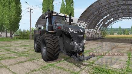 Fendt T Vario black v1.1 для Farming Simulator 2017