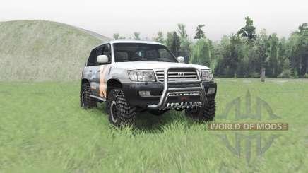 Toyota Land Cruiser 105 v4.1 для Spin Tires