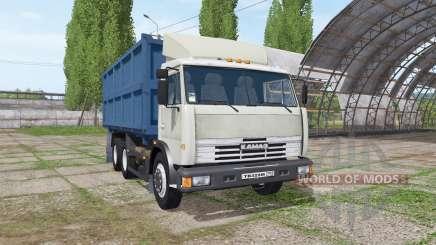 КАМАЗ 45143 для Farming Simulator 2017