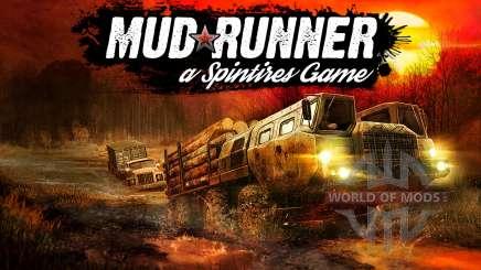 SpinTiresMod v1.6.9 для MudRunner