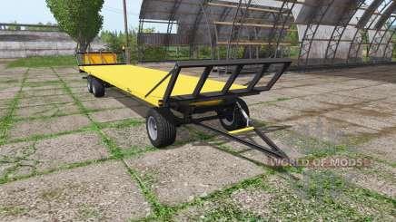 Pirnay RE95T для Farming Simulator 2017
