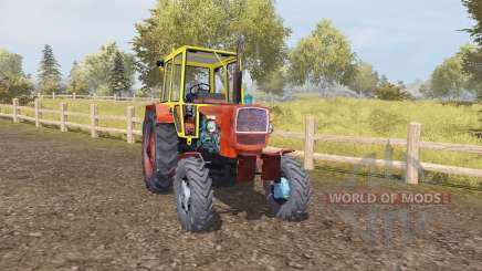 ЮМЗ 6КЛ v4.0 для Farming Simulator 2013