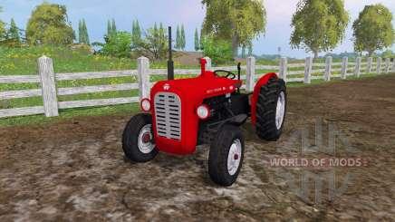Massey Ferguson 35 для Farming Simulator 2015