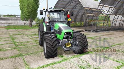 Deutz-Fahr Agrotron 620 TTV v2.0 для Farming Simulator 2017