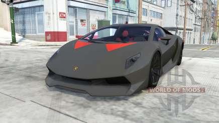 Lamborghini Sesto Elemento 2010 для BeamNG Drive