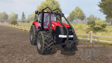 Case IH Magnum 370 CVX forest для Farming Simulator 2013