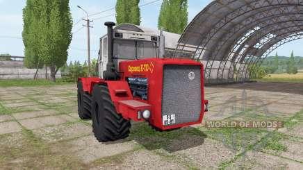 Кировец К 710 для Farming Simulator 2017