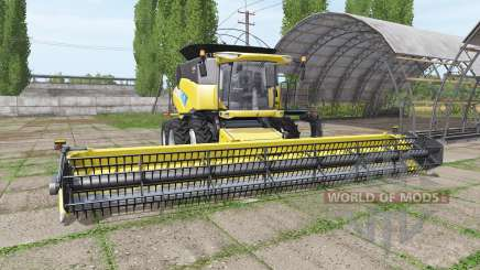 New Holland CR9060 для Farming Simulator 2017