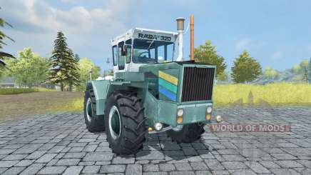 RABA Steiger 320 для Farming Simulator 2013