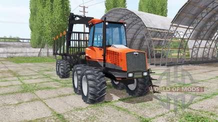 Komatsu 840.3 для Farming Simulator 2017