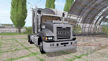 Mack Trident для Farming Simulator 2017