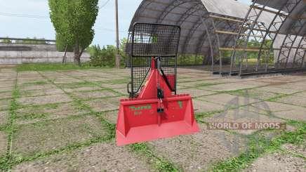 Tajfun EGV 80 AHK для Farming Simulator 2017
