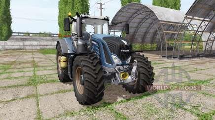 Fendt 936 Vario v4.0.2 для Farming Simulator 2017