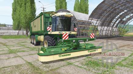 Krone BiG L 550 Prototype для Farming Simulator 2017