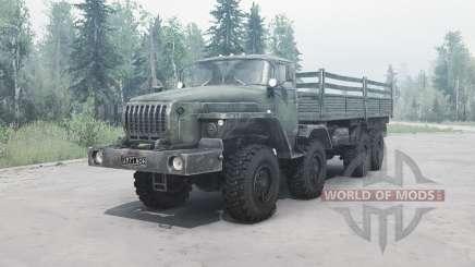 Урал 6614 v2.0 для MudRunner