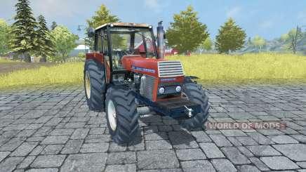 URSUS 1214 для Farming Simulator 2013