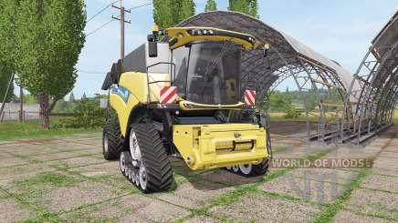New Holland CR10.90 RowTrac для Farming Simulator 2017