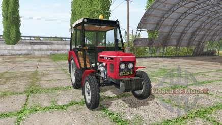Zetor 7011 для Farming Simulator 2017