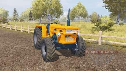 Fiat 1300 DT для Farming Simulator 2013