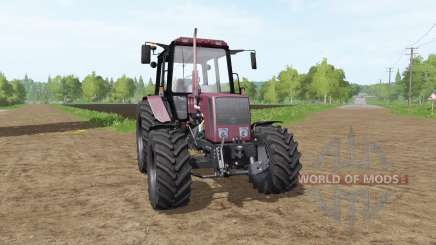 Беларус 826 v1.1 для Farming Simulator 2017