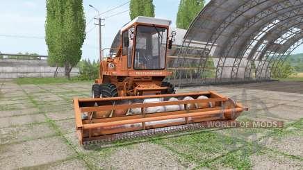 Дон 680 v1.0.0.1 для Farming Simulator 2017