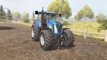 New Holland T8050 v3.0 для Farming Simulator 2013
