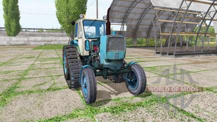 ЮМЗ 6АЛ v1.1 для Farming Simulator 2017