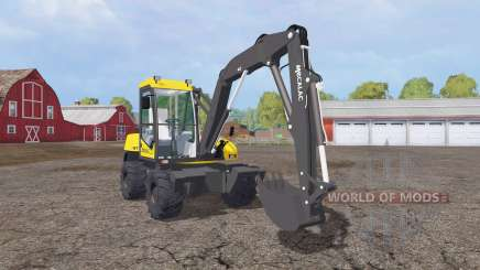 Mecalac 12MTX v1.1 для Farming Simulator 2015