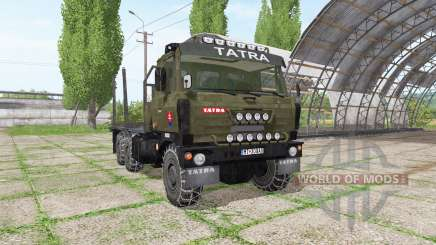 Tatra T815 6x6.1 forest для Farming Simulator 2017