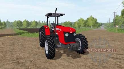 Massey Ferguson 4275 для Farming Simulator 2017