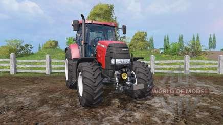 Case IH Puma 160 CVX front loader для Farming Simulator 2015