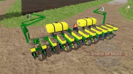 John Deere 1760 v1.1 для Farming Simulator 2017