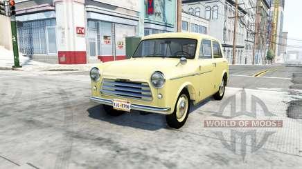 Satsuma 210 1958 v5.0 для BeamNG Drive