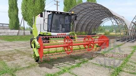 CLAAS Tucano 320 v2.0 для Farming Simulator 2017