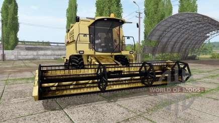 New Holland TF78 v1.2 для Farming Simulator 2017