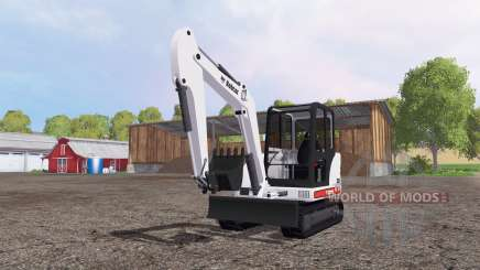 Bobcat 331 для Farming Simulator 2015