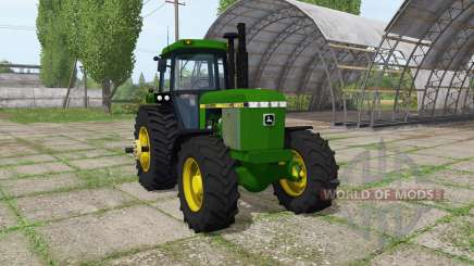 John Deere 4250 для Farming Simulator 2017
