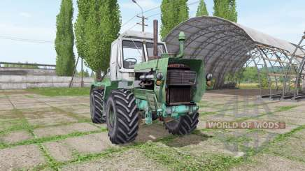 Т 150К v1.1 для Farming Simulator 2017