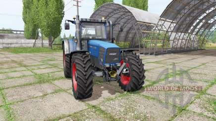 Fendt Favorit 924 v2.0 для Farming Simulator 2017