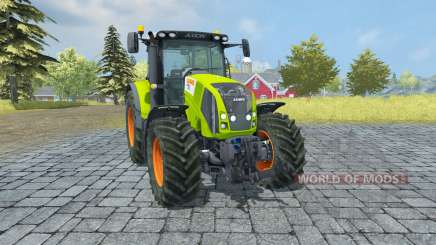 CLAAS Axion 830 v2.0 для Farming Simulator 2013