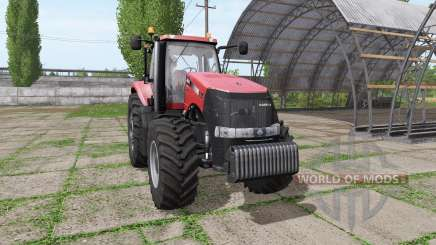 Case IH Magnum 315 CVX для Farming Simulator 2017