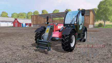 Manitou MLT 735 для Farming Simulator 2015
