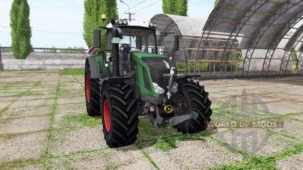 Fendt 828 Vario для Farming Simulator 2017